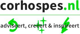 Cor Hospes — adviseert, creëert en inspireert